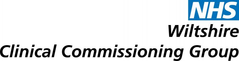 NHS Wiltshire CCG logo