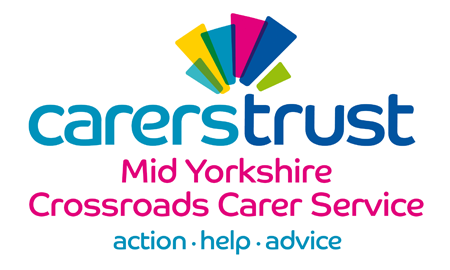 Carers Trust Mid Yorkshire Logo
